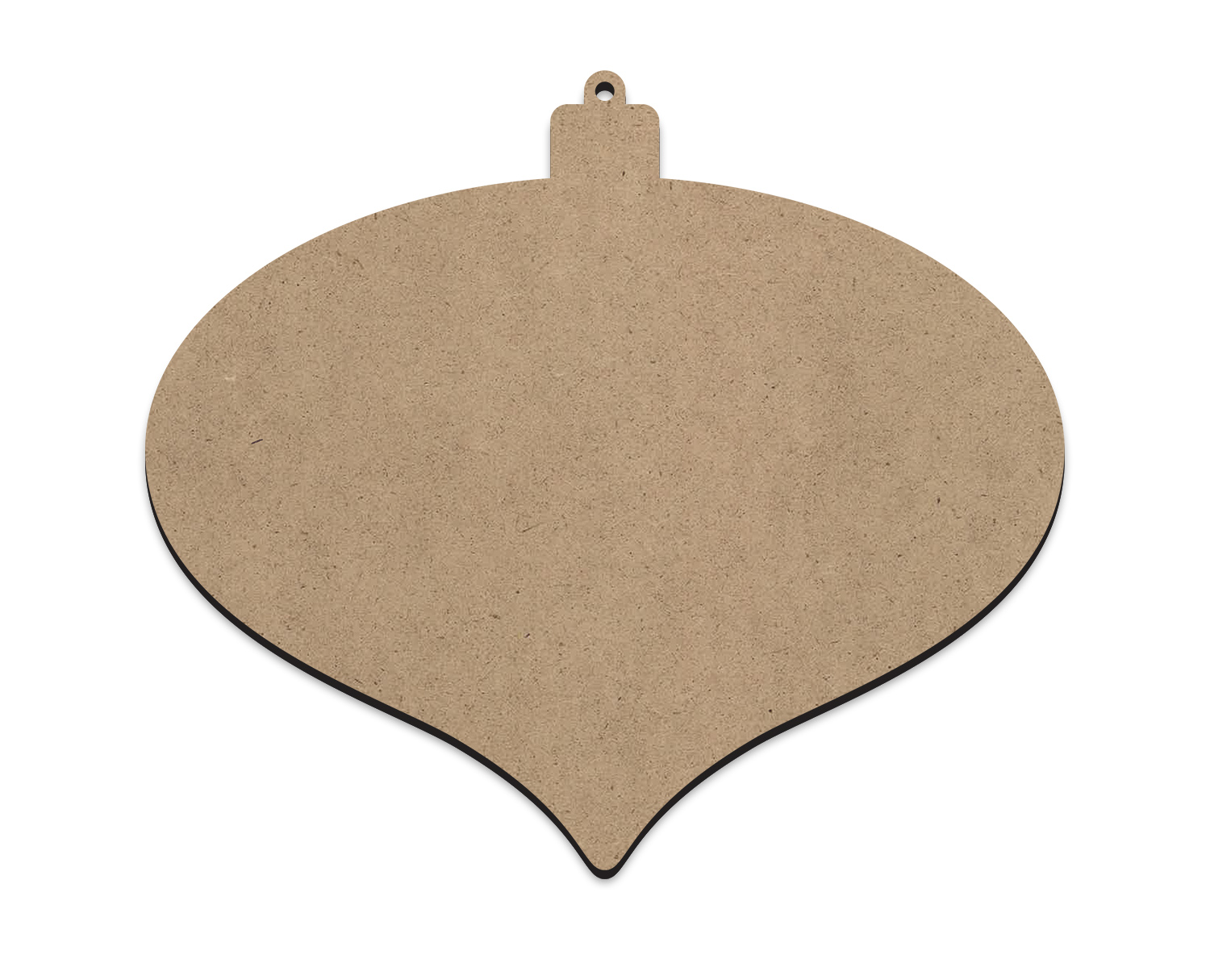 """Classic Pointed Oval 