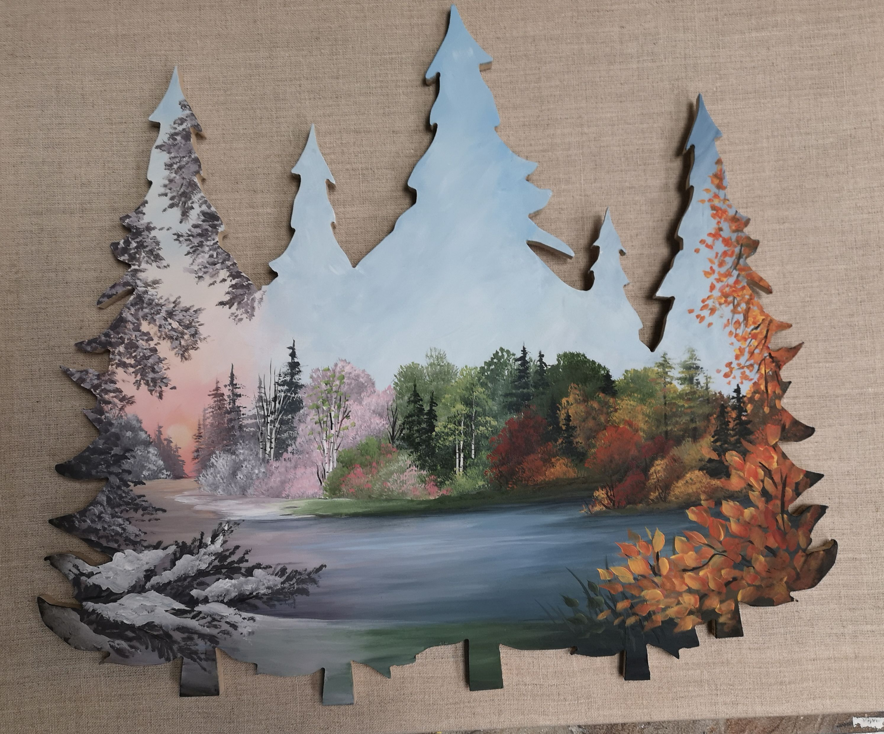 Changing Seasons - E-Packet - Wendy Fahey