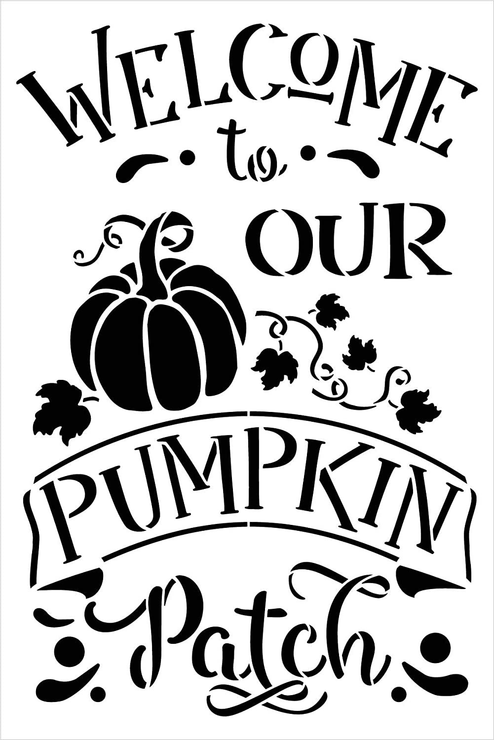 Welcome to the Pumpkin Patch