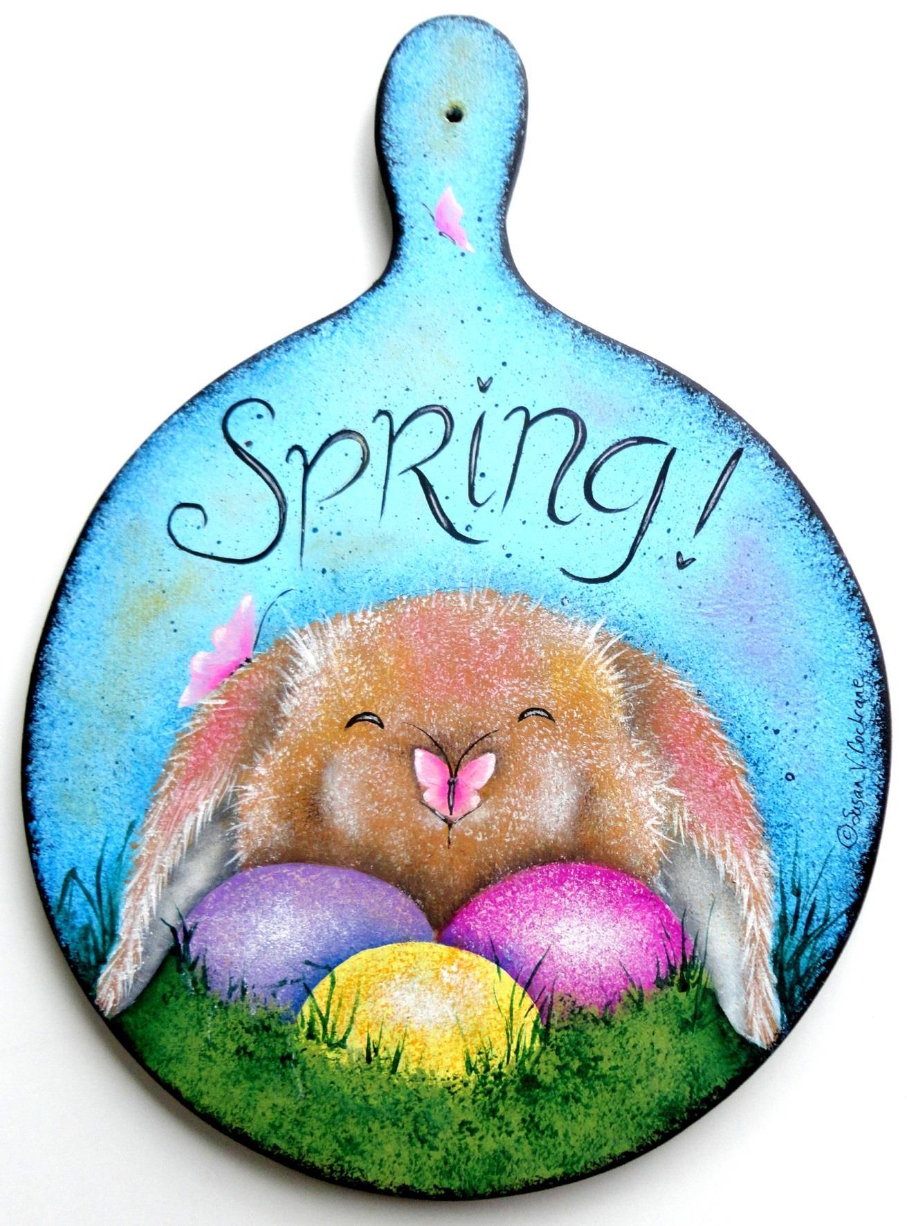 Ah, It's A Spring Day - E-Packet - Susan Cochrane
