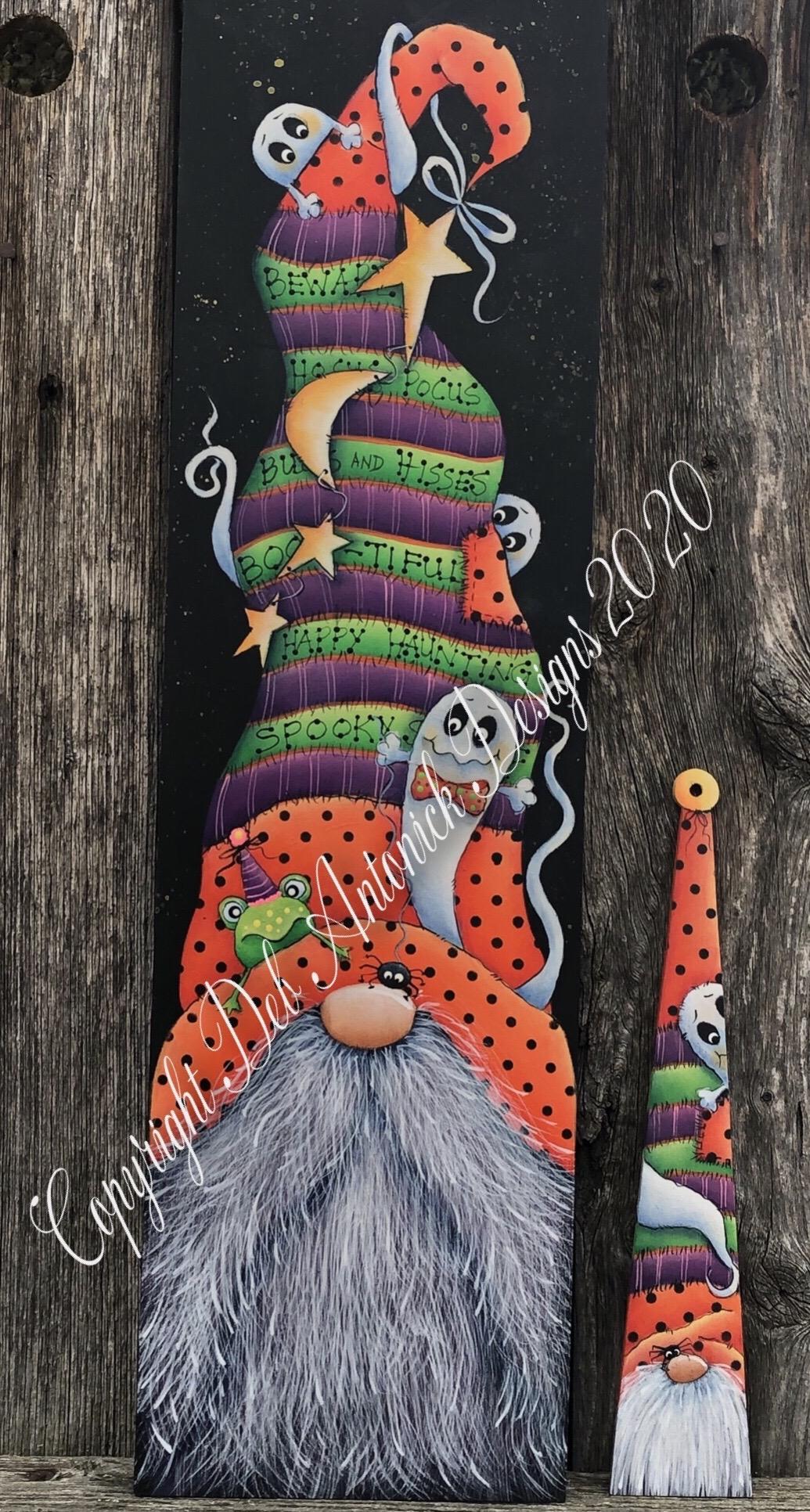 Gnomes and Hisses - E-Packet - Deb Antonick