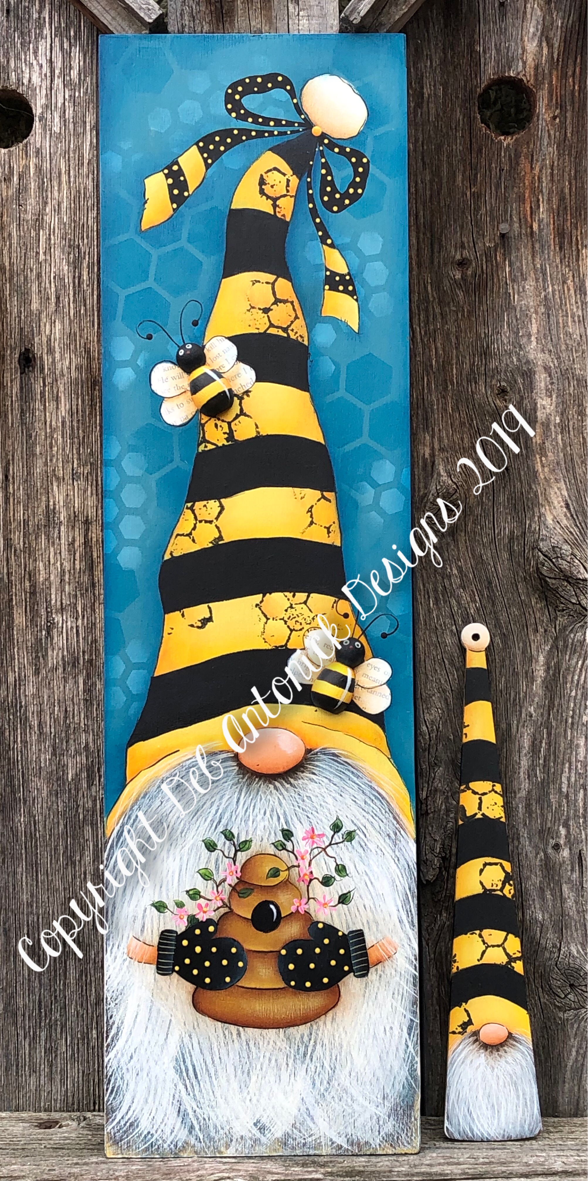 Bee Happy - E-Packet - Deb Antonick