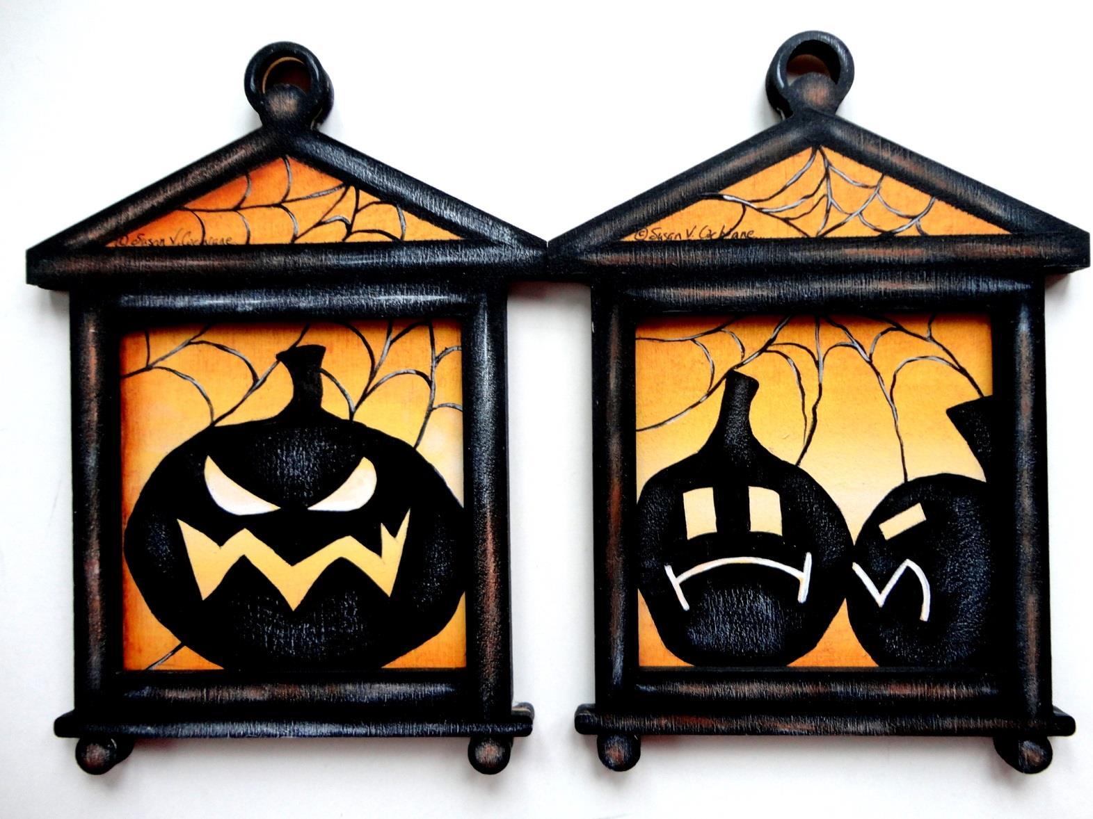 Grumpy Pumpkins - E-Packet - Susan Cochrane