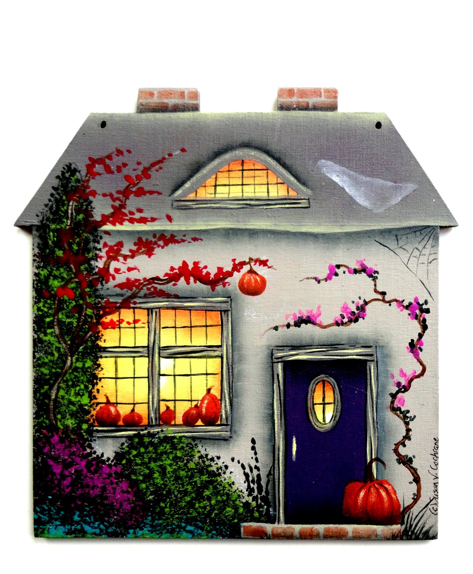 Pumpkin Cottage - E-Packet - Susan Cochrane