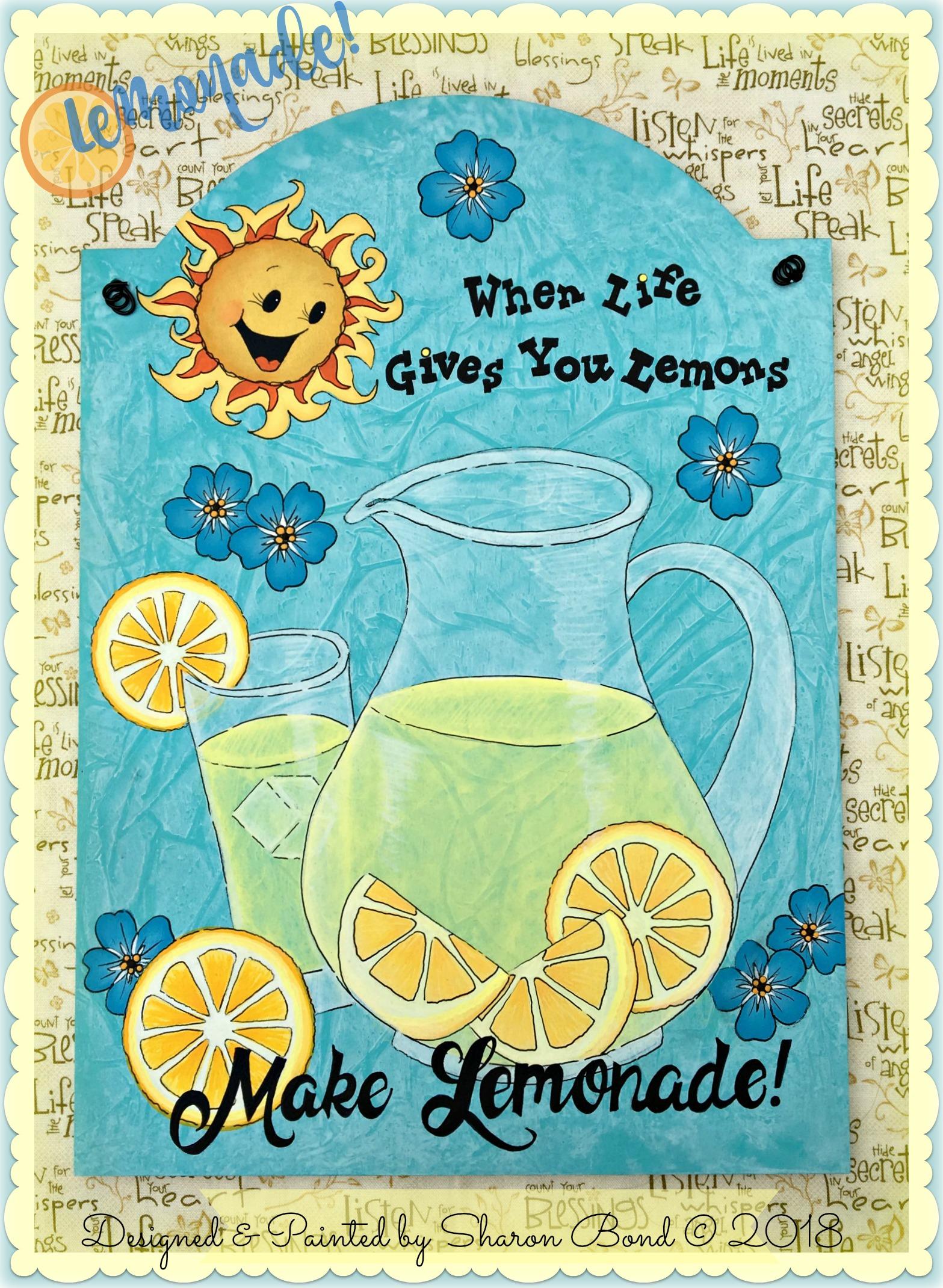 Lemonade! - E-Packet - Sharon Bond