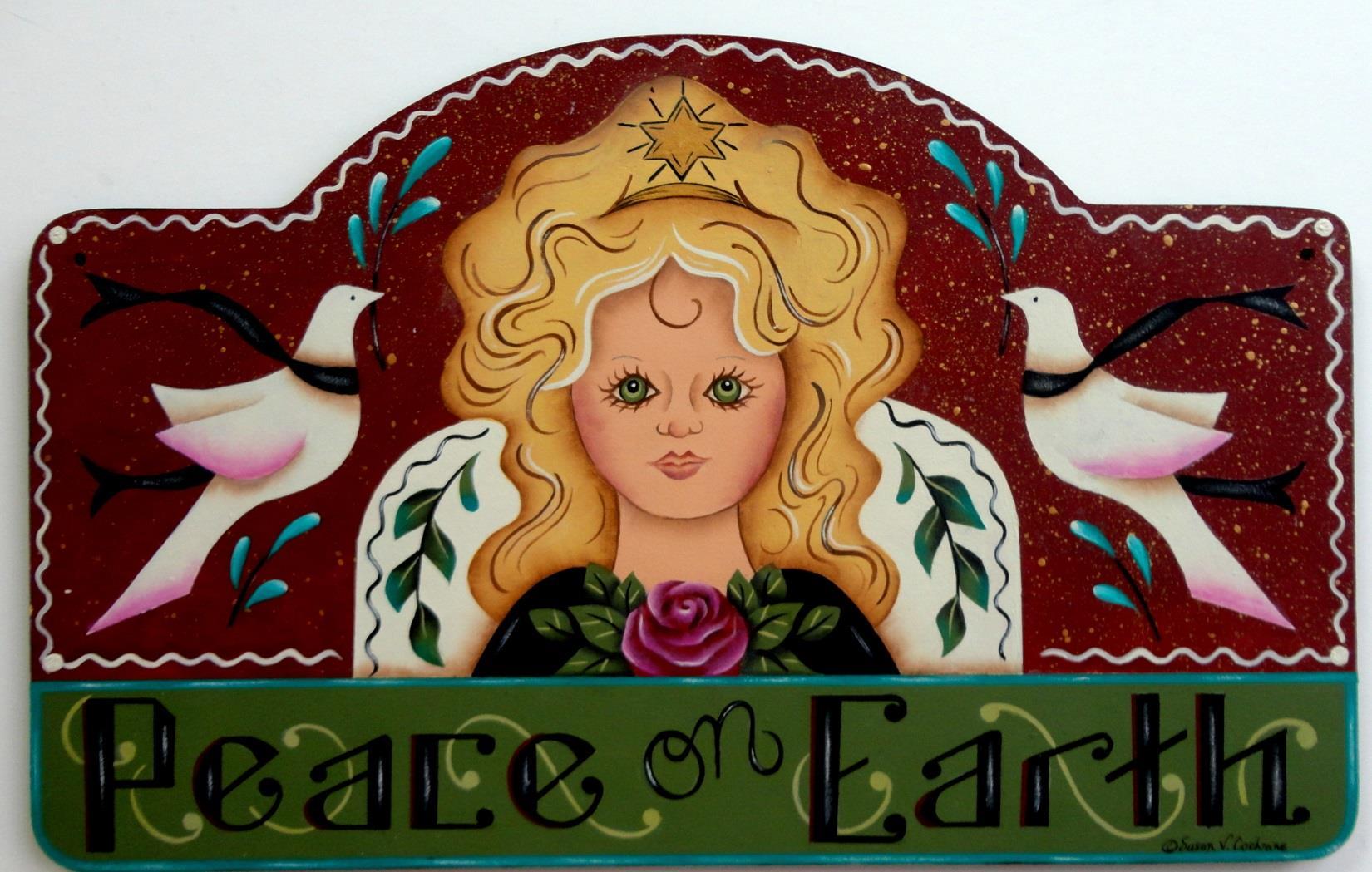 Peace On Earth - E-Packet - Susan Cochrane