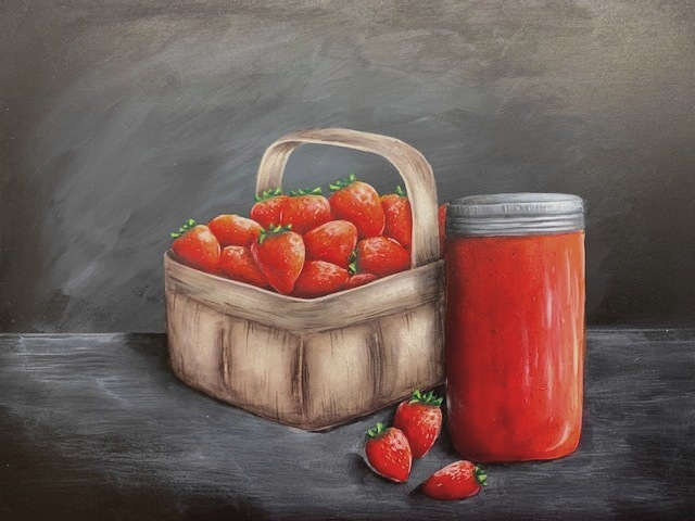 Strawberry Jam - E-Packet - Lonna Lamb