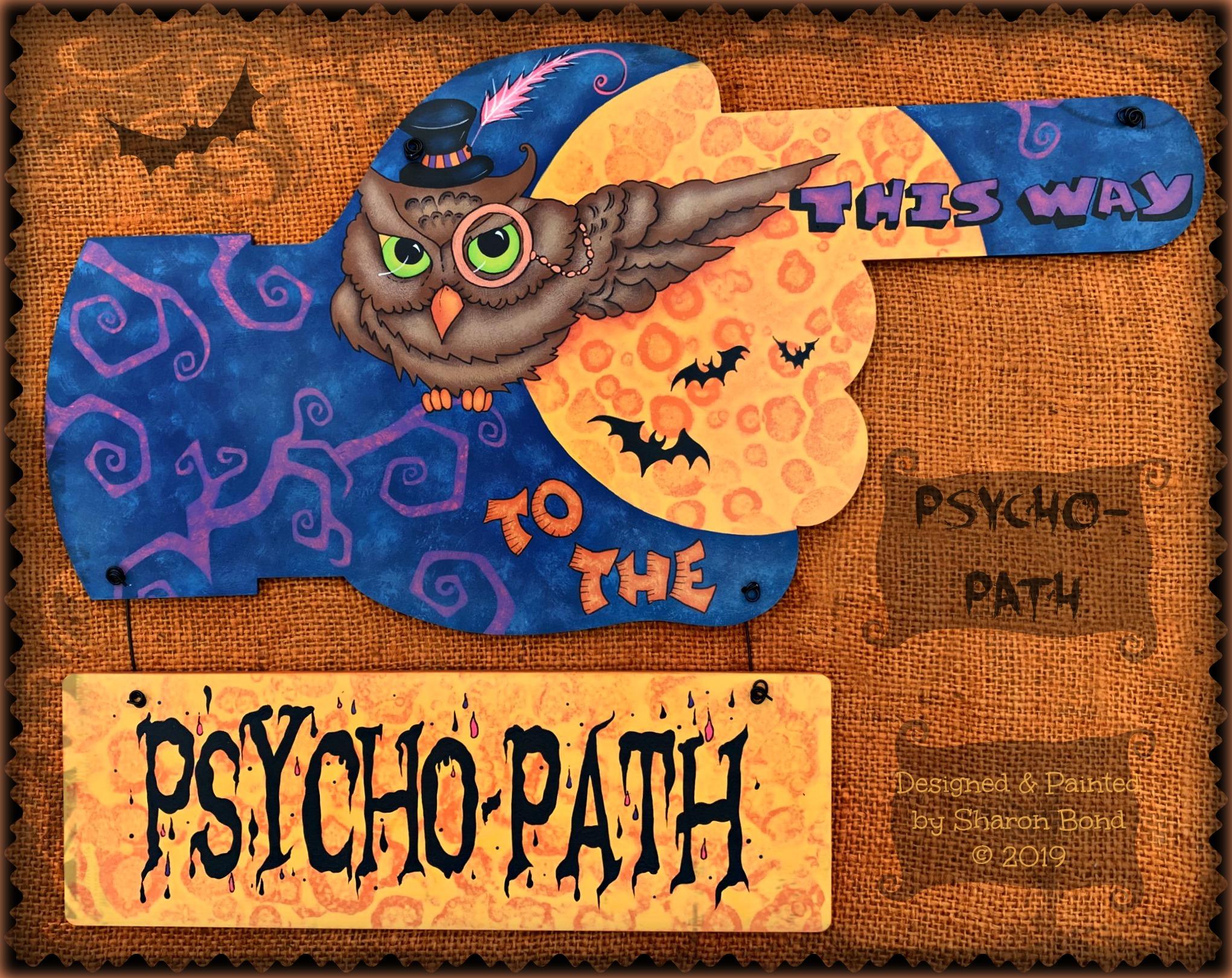 Psycho-Path! - E-Packet - Sharon Bond