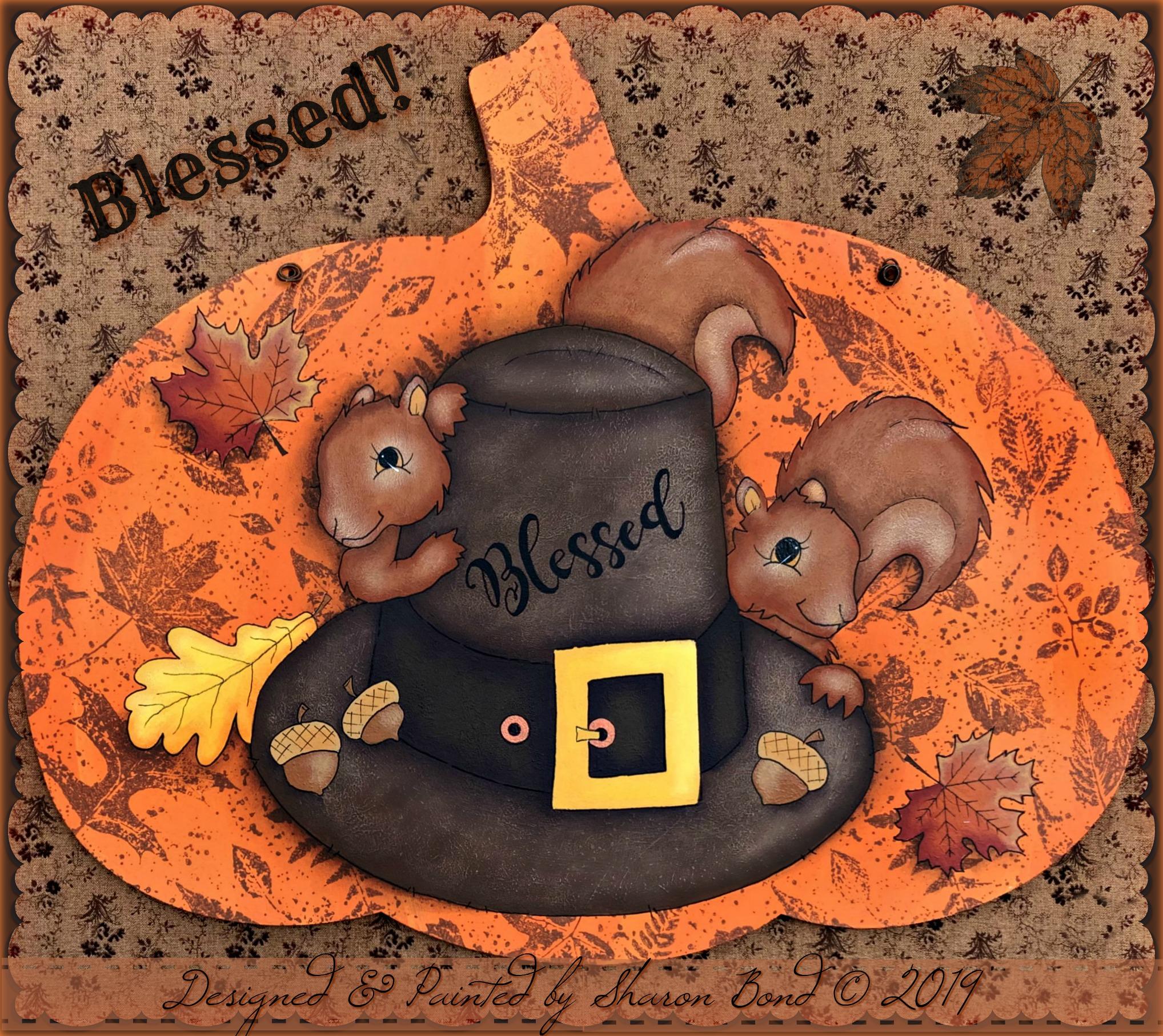 Blessed! - E-Packet - Sharon Bond
