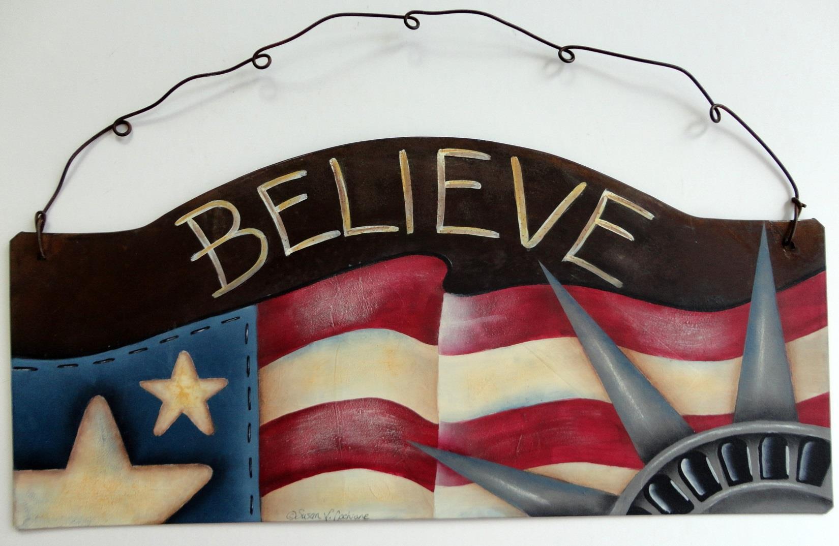 Believe - E-Packet - Susan Cochrane