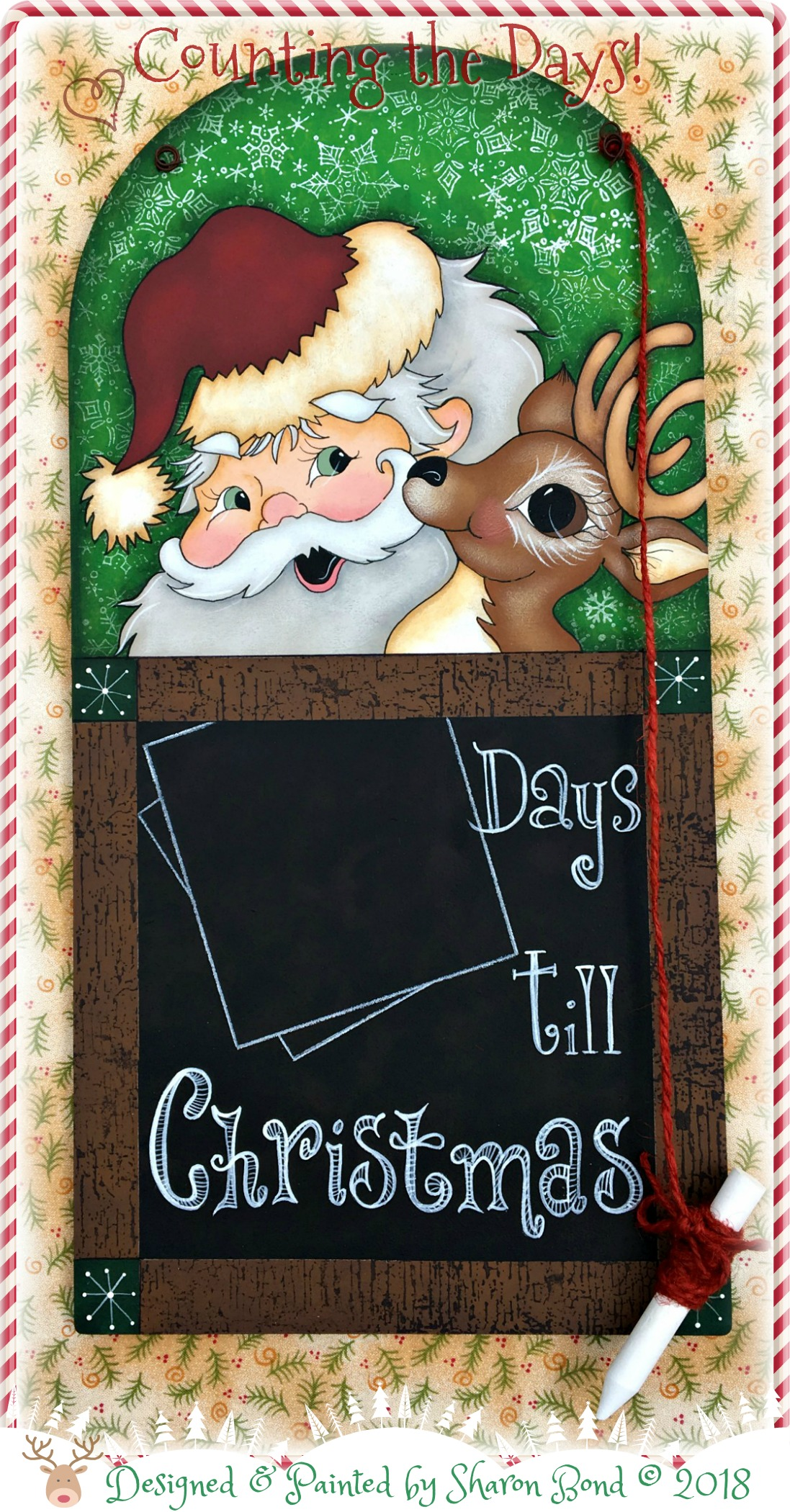 Counting the Days! - E-Packet - Sharon Bond