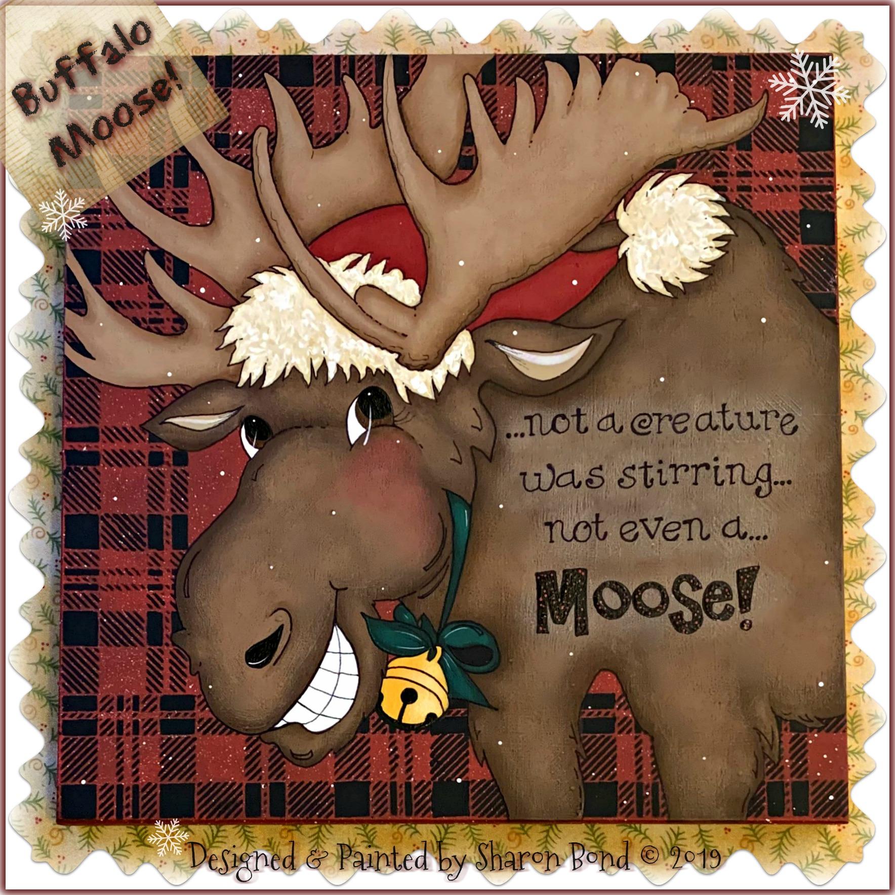 Buffalo Moose - E-Packet - Sharon Bond