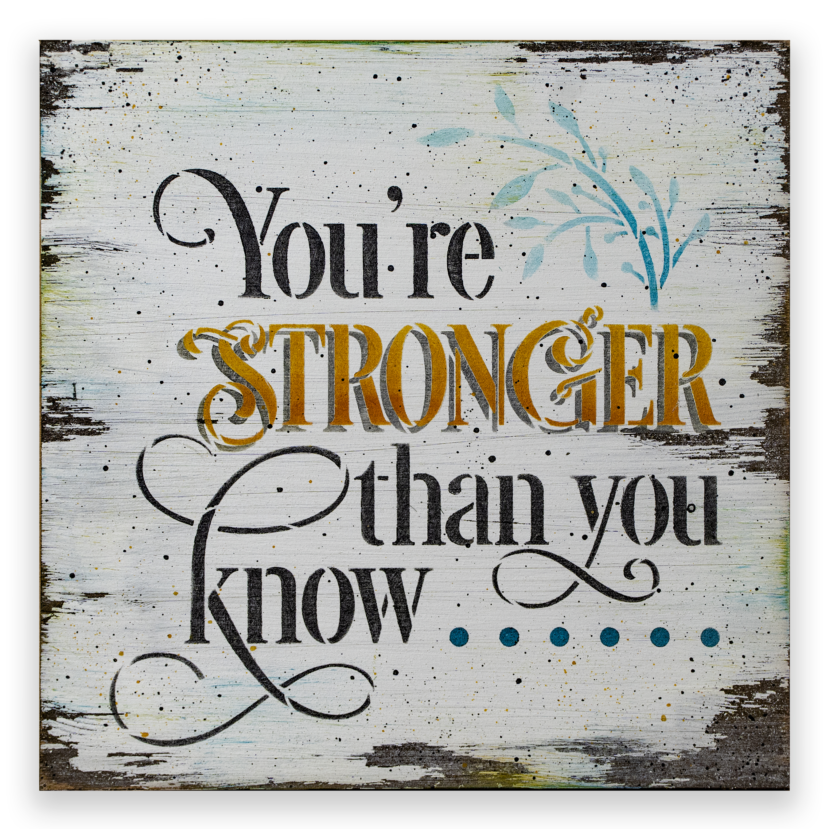 You're Stronger Than You Know Pattern e-Packet - Patricia Rawlinson