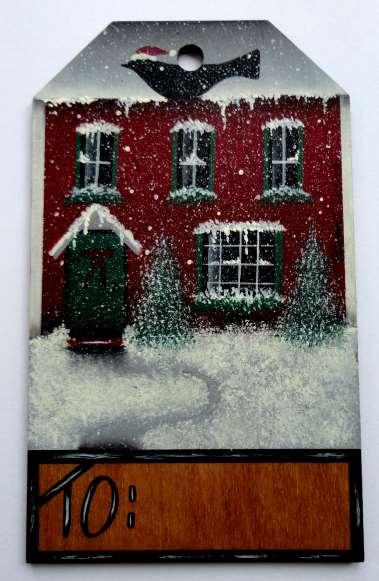 Williamsburg Gift Tags - E-Packet - Susan Cochrane