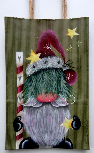 Eddie the Gnome - He's In There Somewhere - E-Packet - Susan Cochrane
