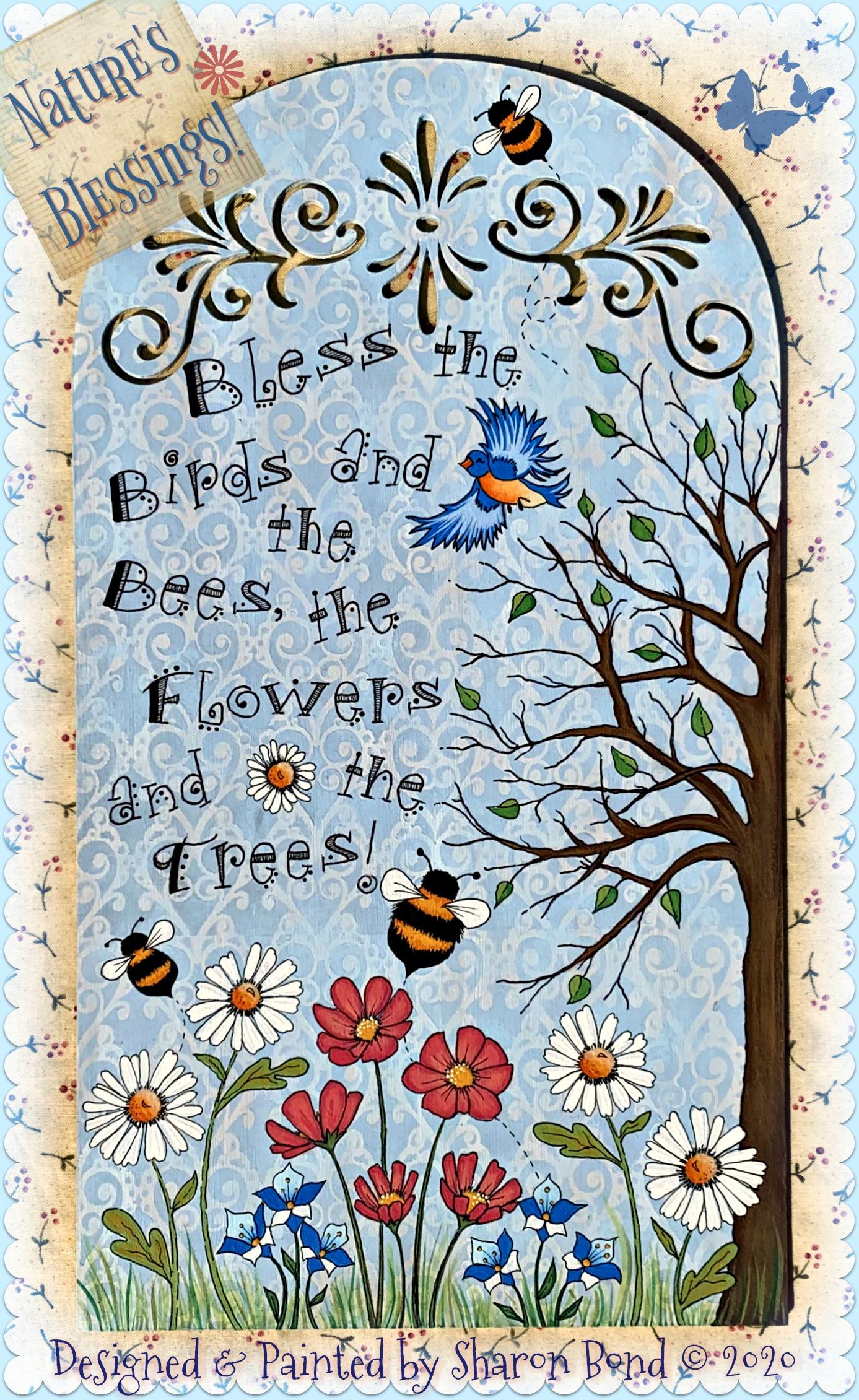 Nature's Blessings! - E-Packet - Sharon Bond