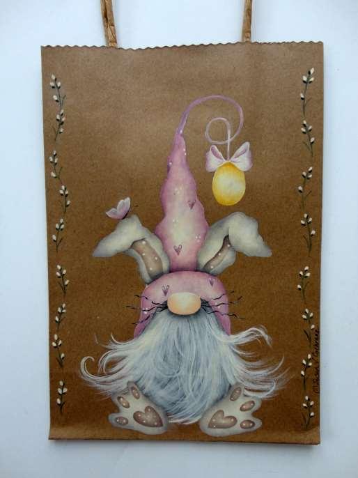Jack the Easter Gnome - E-Packet - Susan Cochrane
