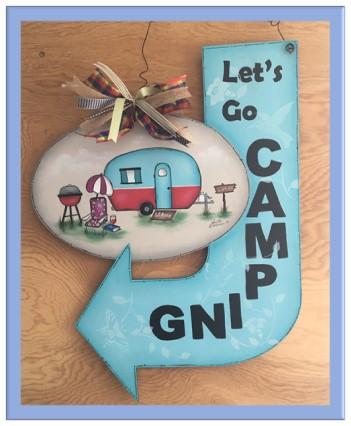 Let's Go Camping - E-Packet - Anita Morin