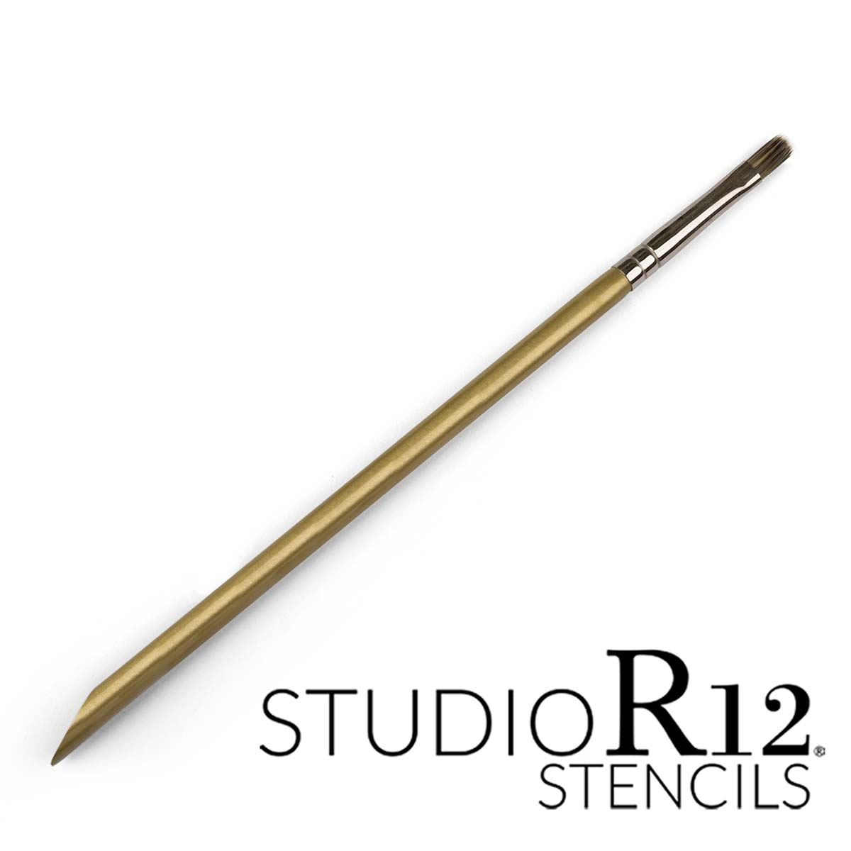 Workhorse Flat Brush by StudioR12 | Select Size