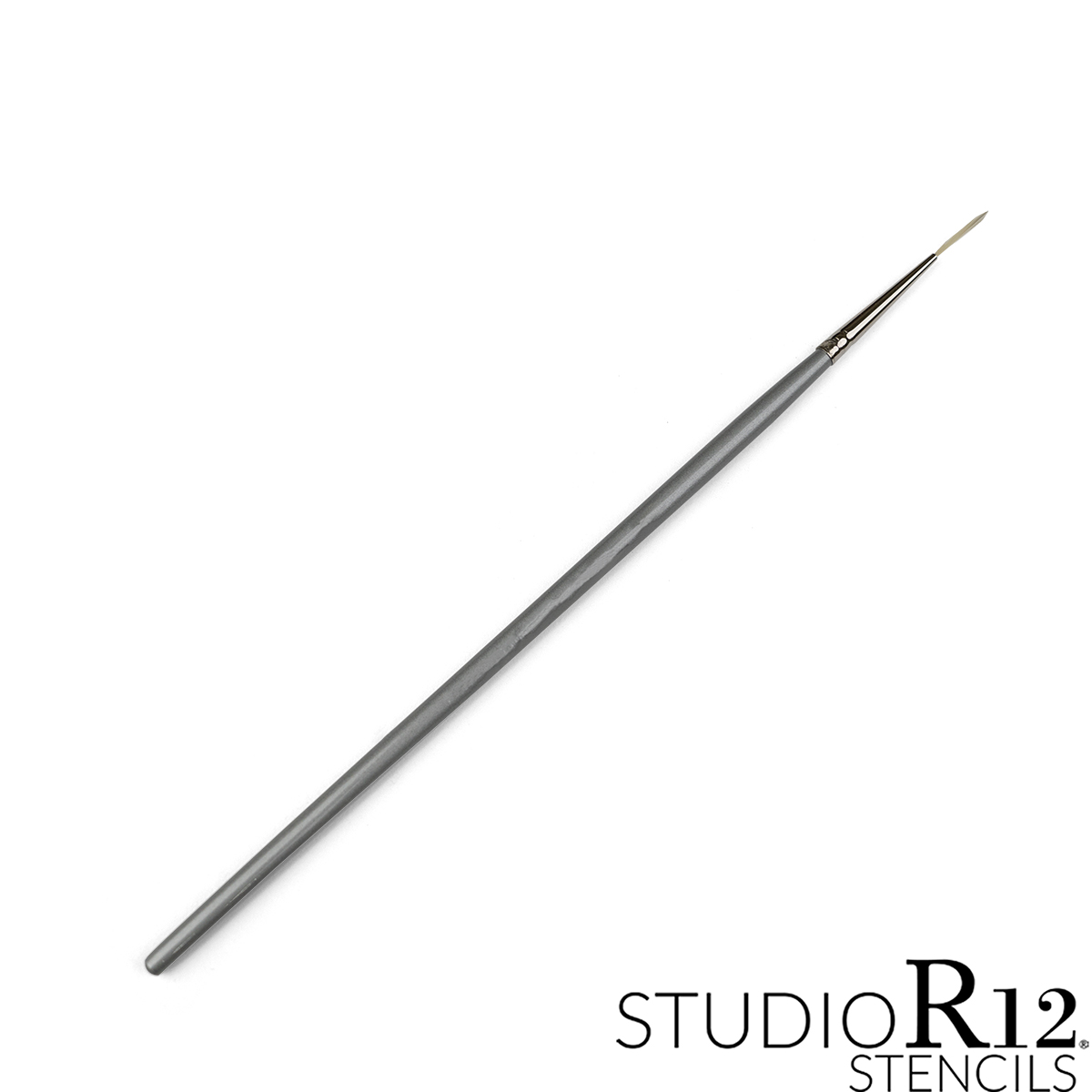 Mighty Fine Liner Brush by StudioR12   Sizes 5/0-10/0