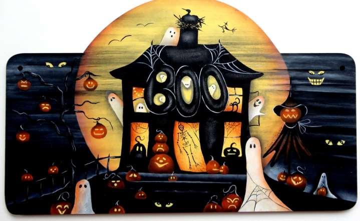Hallowe'en Mania - E-Packet - Susan Cochrane