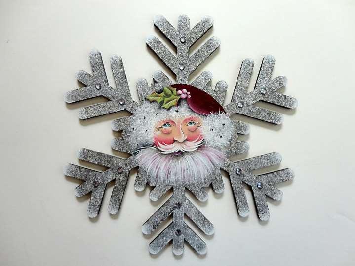 Sno Happy Santa - E-Packet - Susan Cochrane