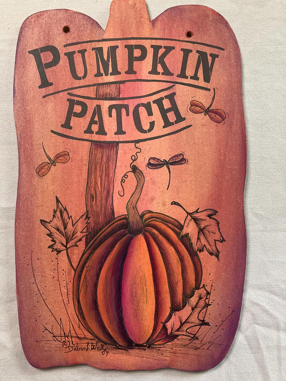 Pumpkin Time - E-Packet - Debra Welty