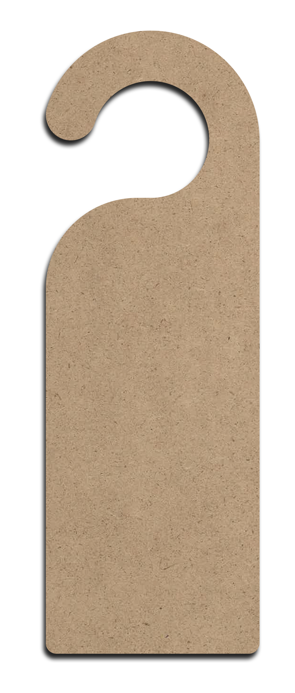 Door Knob Hanger Wood Surface
