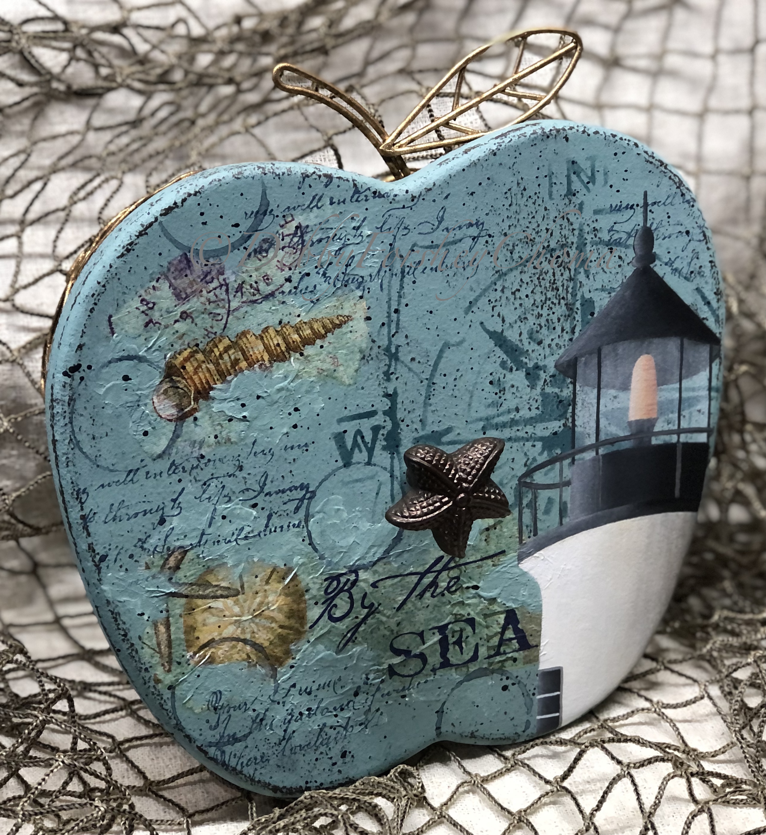 By the Sea - E-Packet - Debby Forshey-Choma