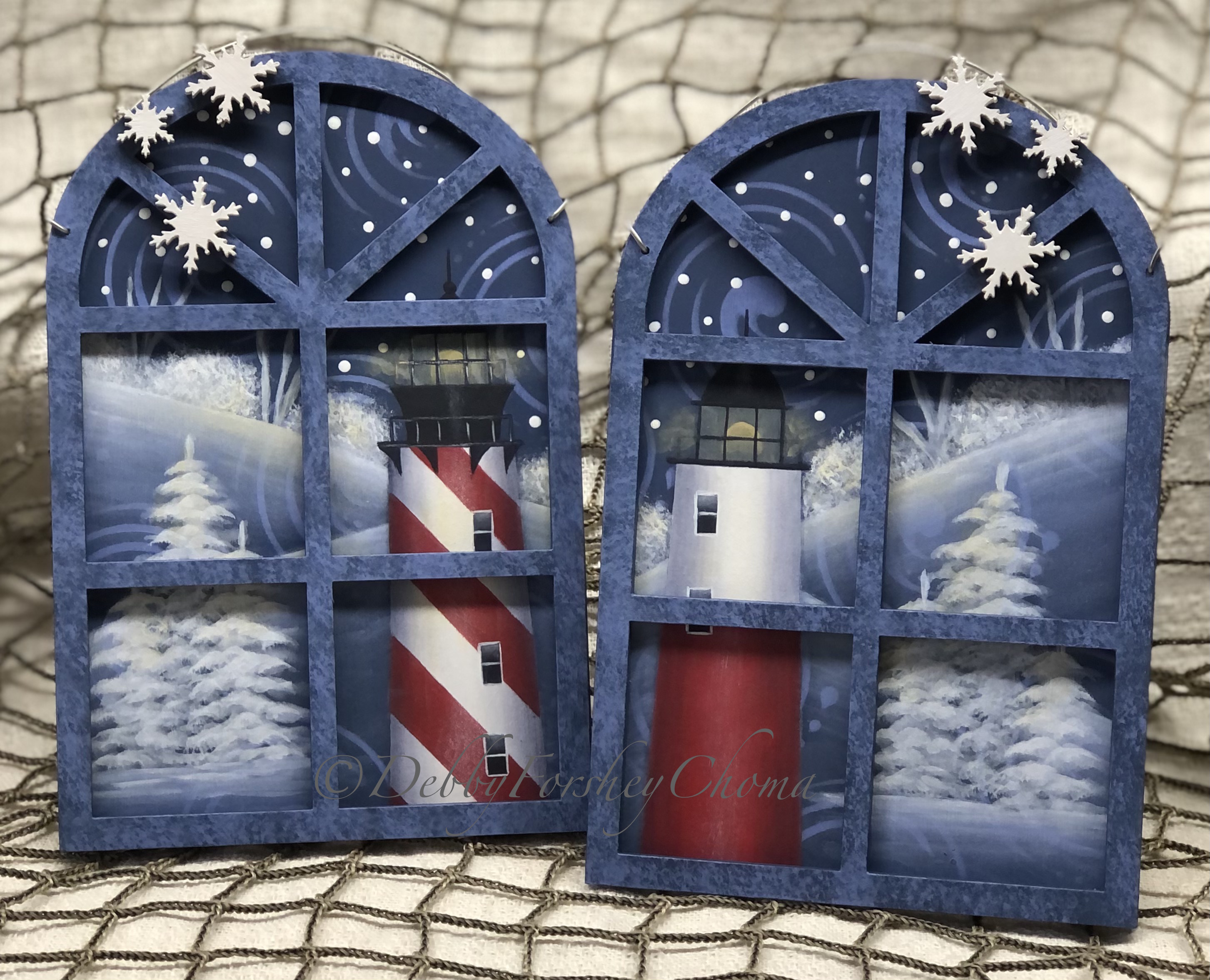 Winter's Bright Lights - E-Packet - Debby Forshey-Choma