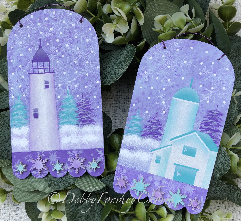 Winter Wonderland - E-Packet - Debby Forshey-Choma
