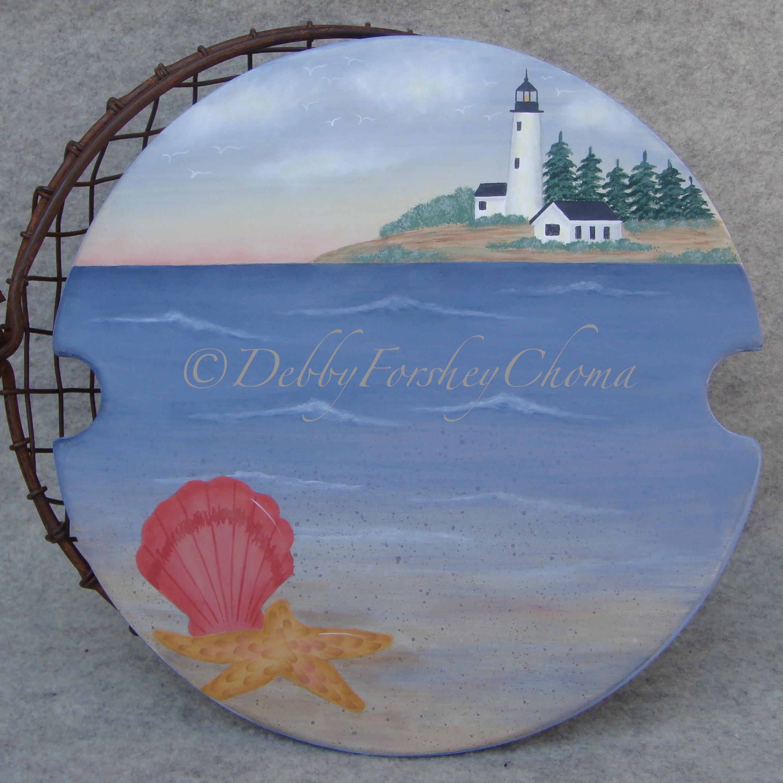 Lighthouse Island Beach - E-Packet - Debby Forshey-Choma