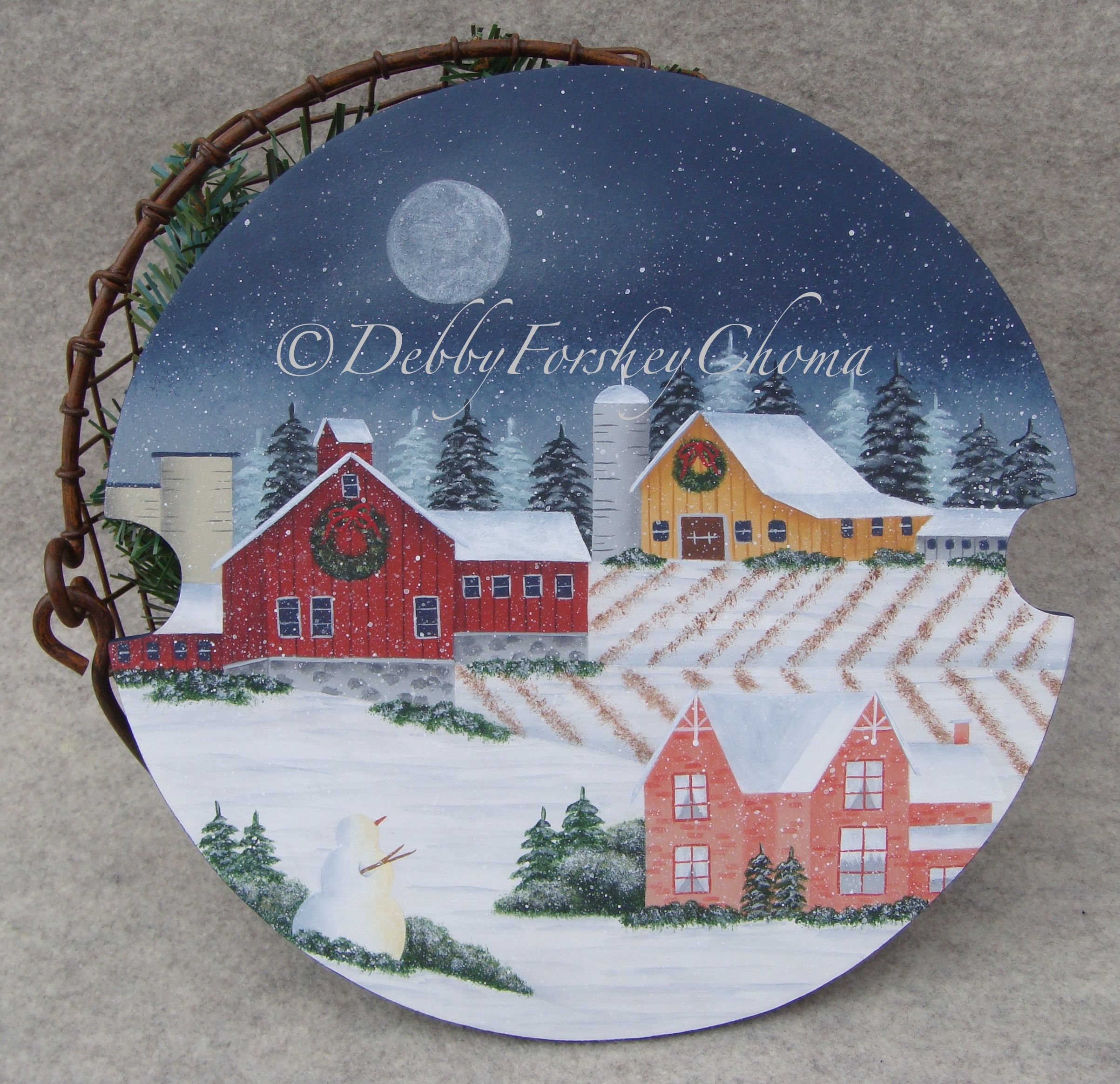 Winter's Moon - E-Packet - Debby Forshey-Choma