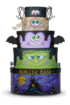 Monster Mash - DVD & Pattern Packet