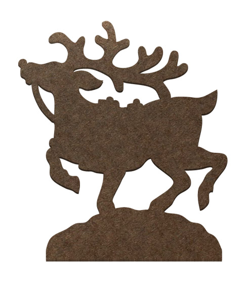 Standing Surface Figure - Rudolph
