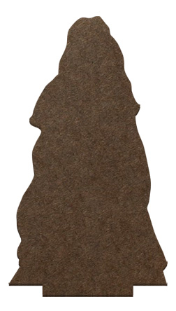 Standing Surface Figure - Mary
