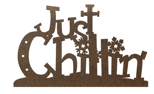 """Standing Surface Word - Just Chillin"""""""