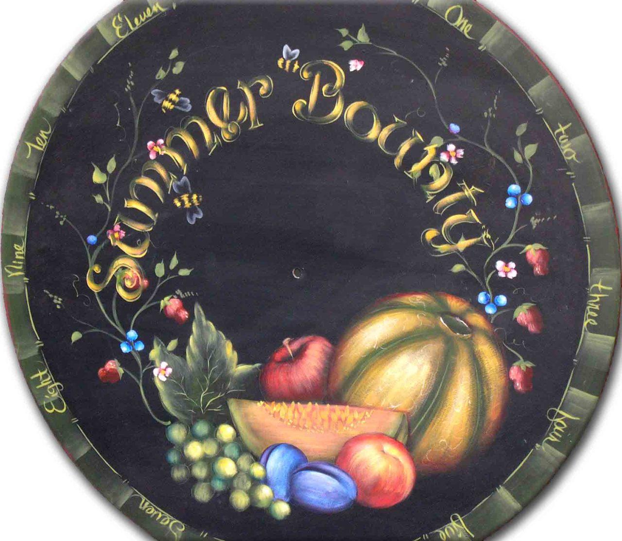 Summer Bounty - E-Packet - Patricia Rawlinson