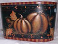 Pumpkin Patch Tin E-packet - Patricia Rawlinson