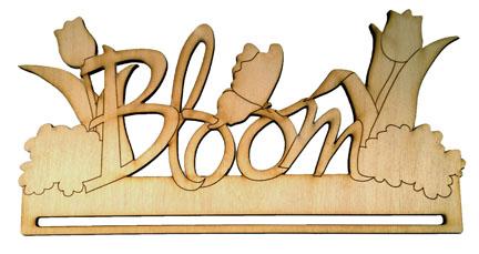 Bloom Banner Topper