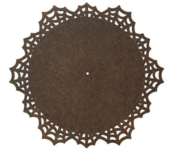Spider Web - Lazy Susan Panel