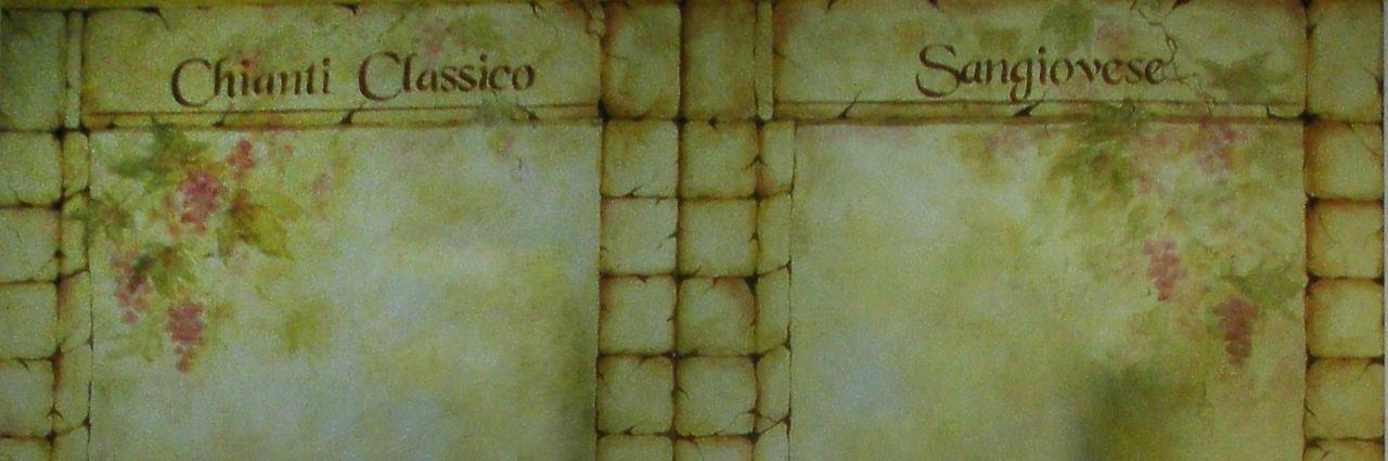 Tuscan Grape Wall E-packet - Patricia Rawlinson