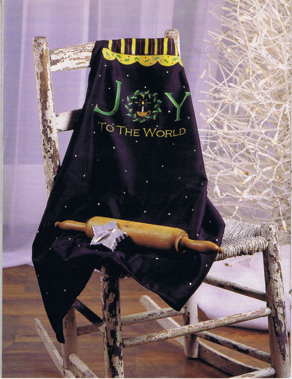 Joy To The World E-Packet - Patricia Rawlinson
