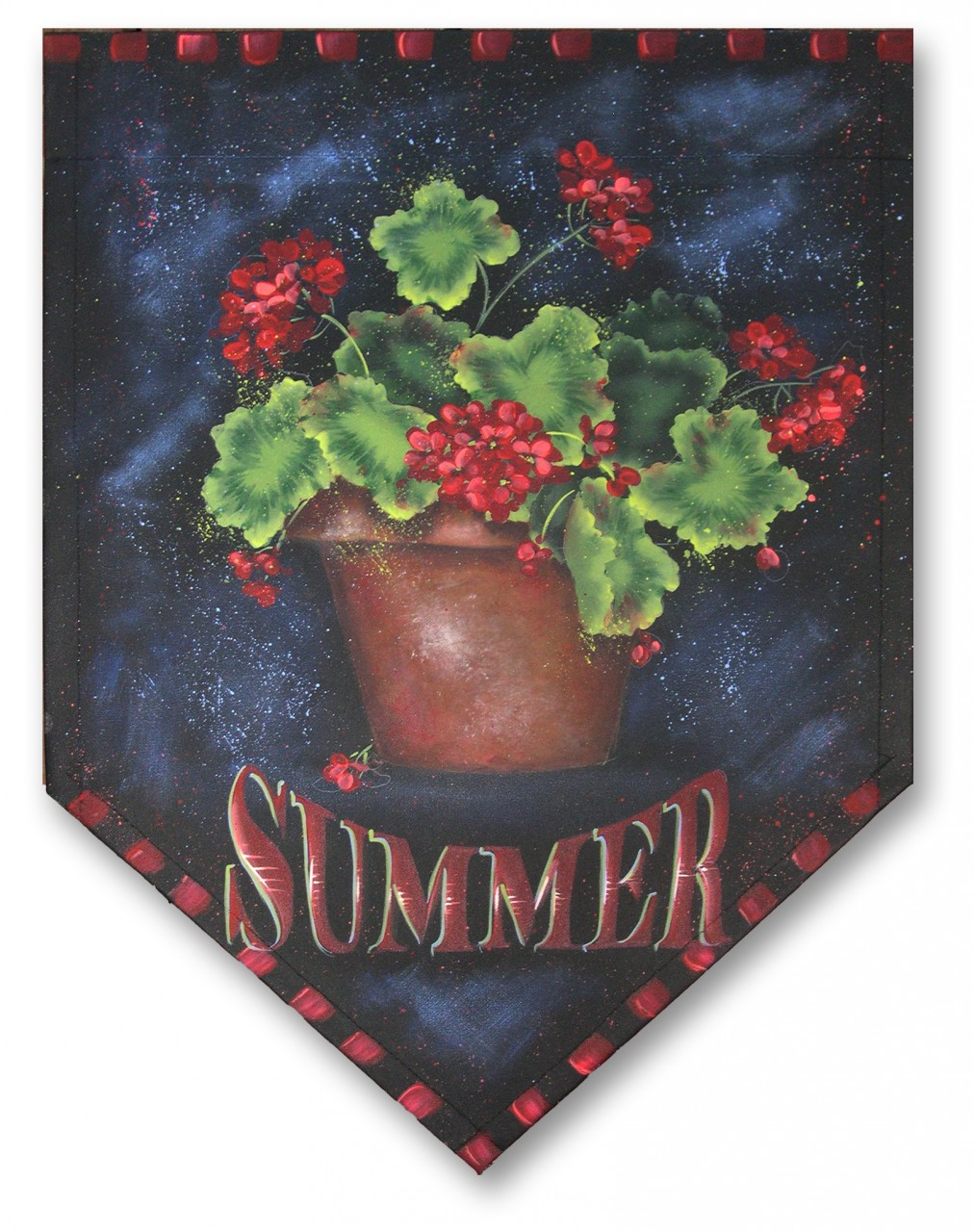 Geraniums Summer E-packet - Patricia Rawlinson