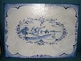 Blue Delft Placemat E-Packet - Patricia Rawlinson