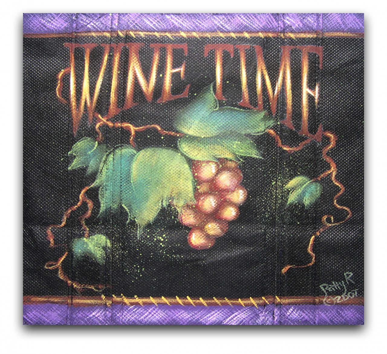 Wine Time E-Packet - Patricia Rawlinson