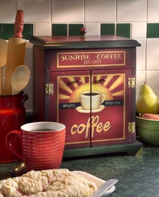Sunrise Coffee E-Packet - Patricia Rawlinson