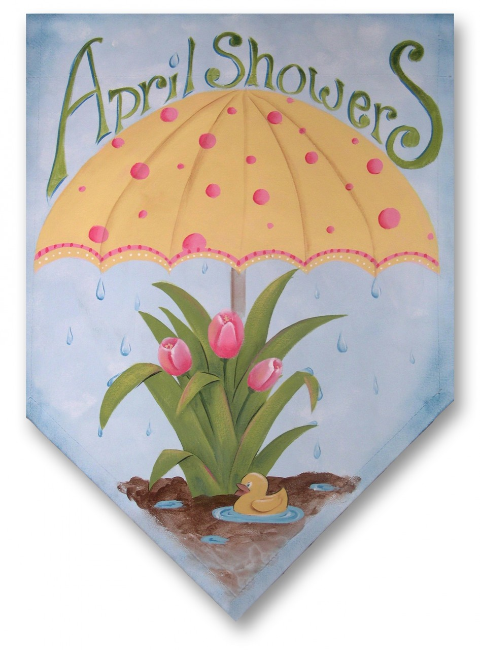 April Showers E-Packet - Patricia Rawlinson