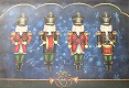 Nutcracker Floorcloth - E-Packet - Patricia Rawlinson