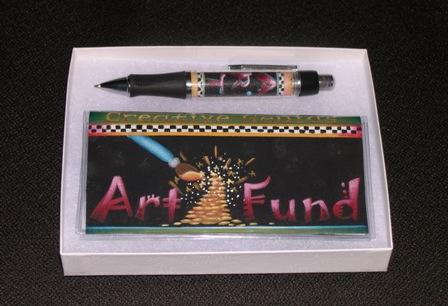 Creative Genius Art Fund E-Packet - Patricia Rawlinson